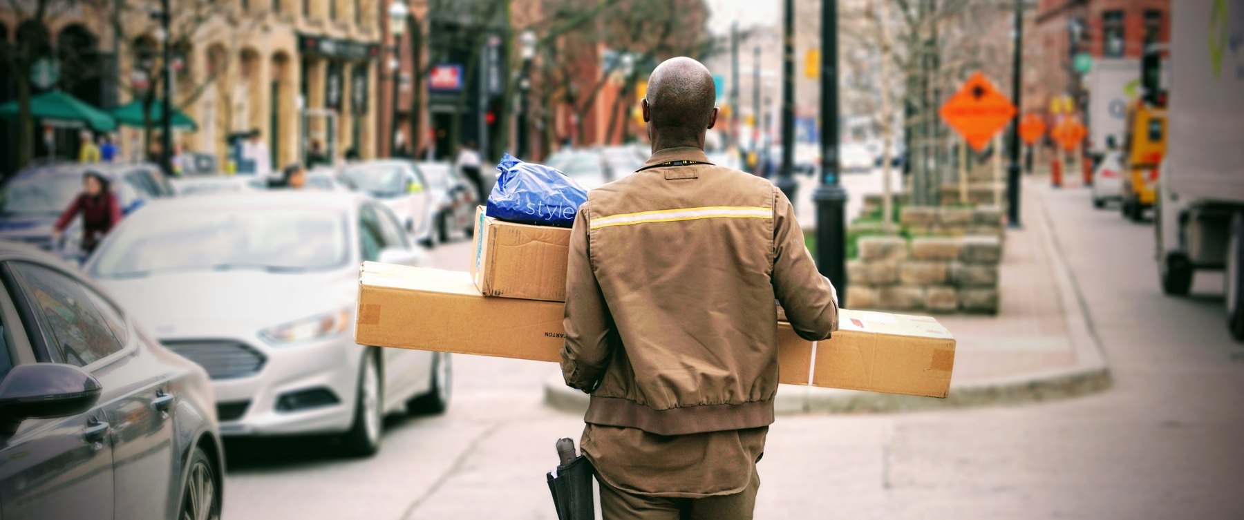 For UPS, Delivering Solutions Is Key to Its Growth and Success