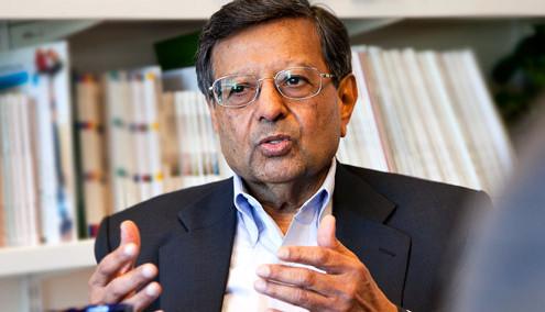 Dr. Sheth Distinguished Professor