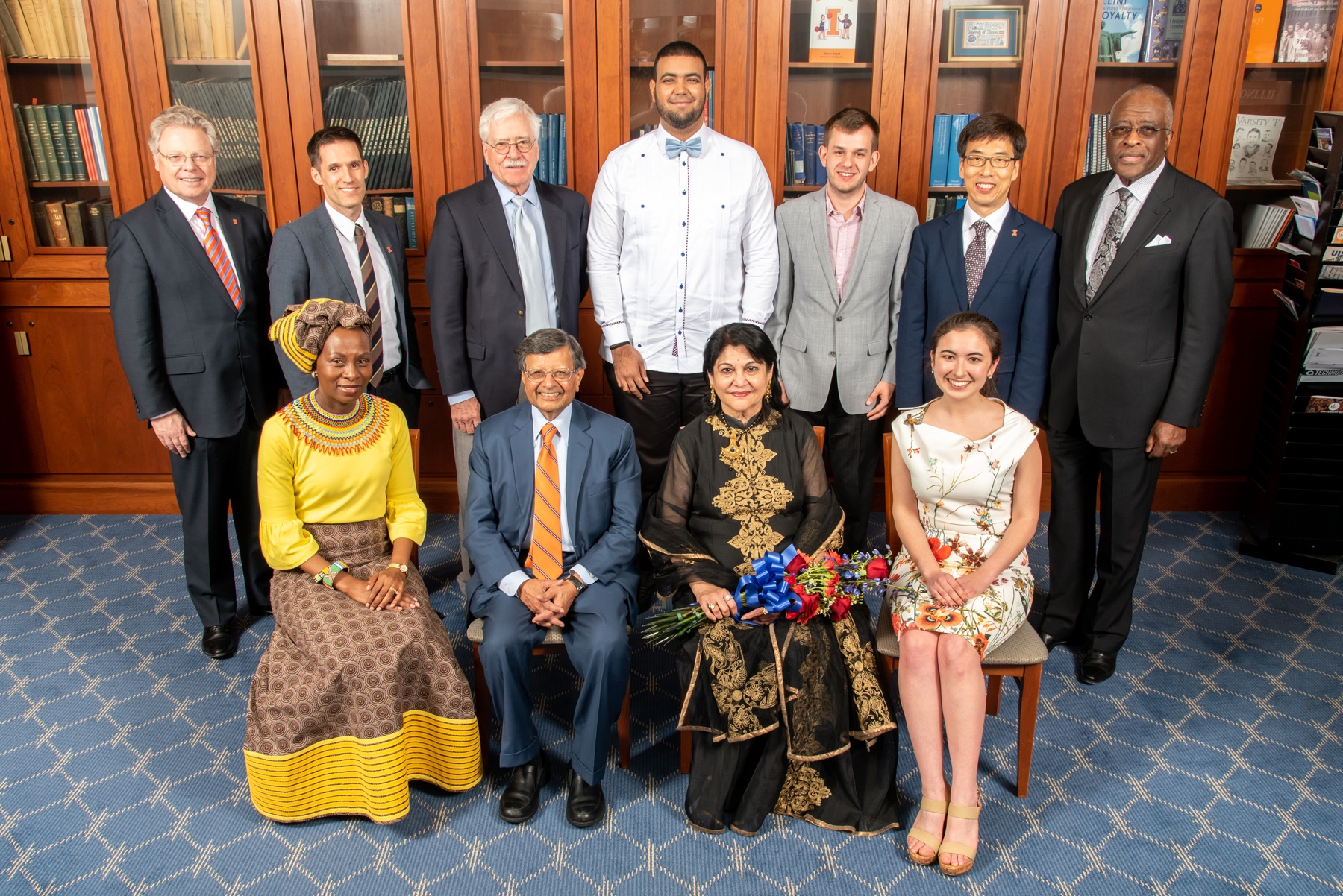 2018 International Achievement Awards Recipient Announced