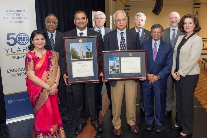 2018 Sheth Awards at the University of Pittsburgh