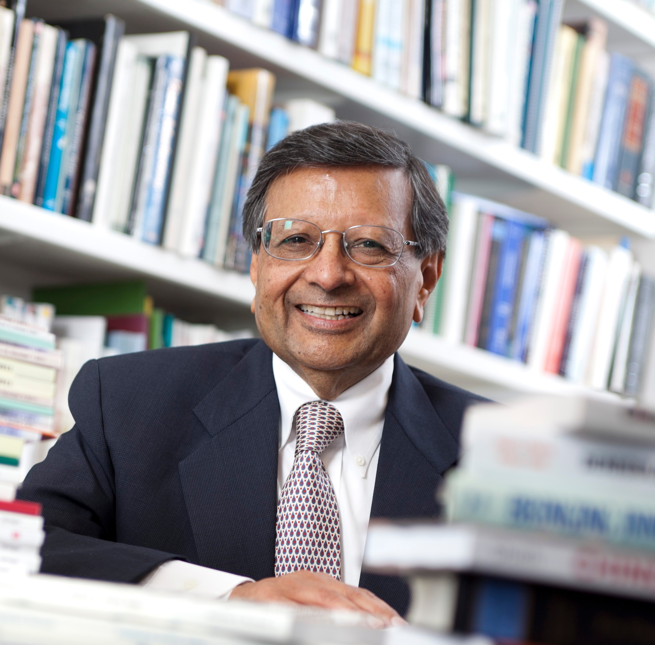 Dr. Sheth Highlighted in November 2014 AuthorSpeak
