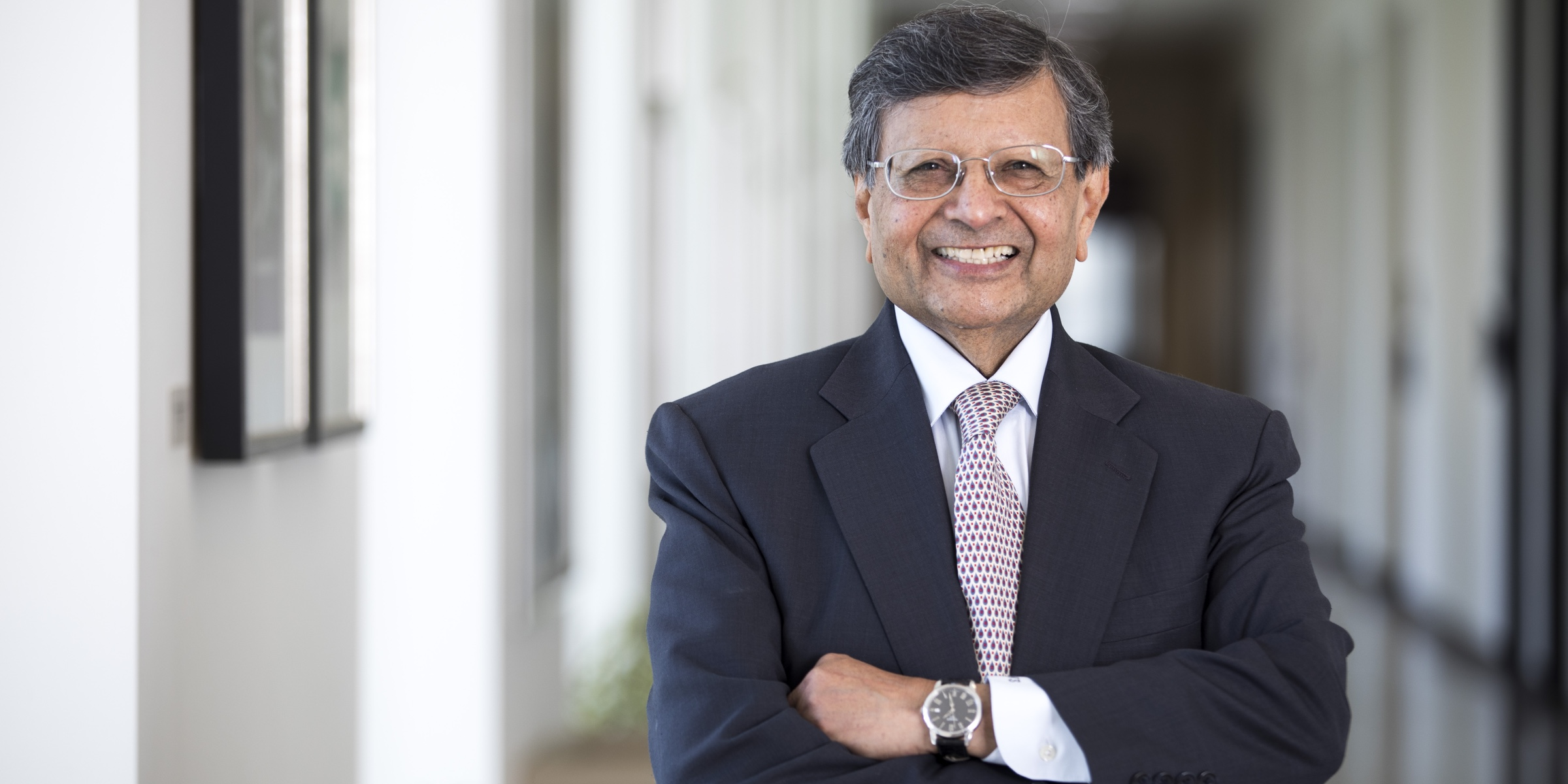 Dr. Jagdish Sheth Awarded the Padma Bhushan Award by the Government of India