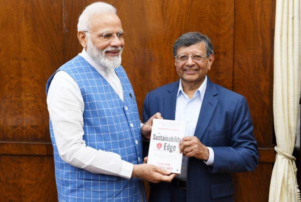 Dr. Jagdish Sheth Narendra Modi Sustainability Edge