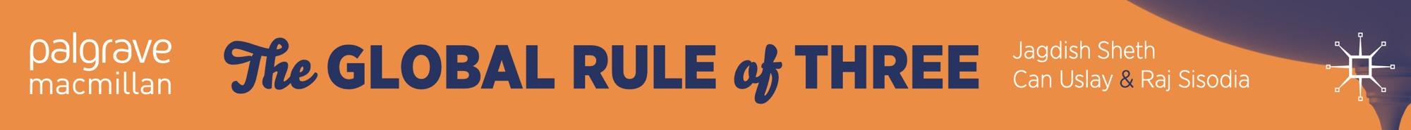 Global Rule Of Three Header